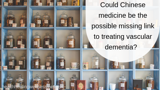 Could Chinese medicine be the possible missing link to treating vascular dementia? A promising new clinical trial is underway in Australia