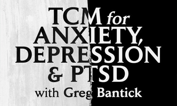 TCM for Anxiety, Depression, and PTSD Workshop