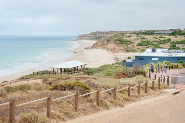 Aldinga Beach coast walk