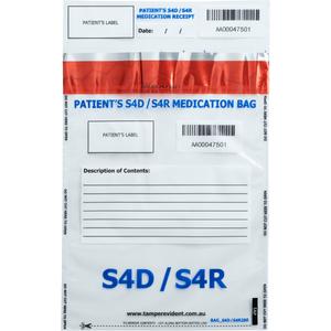 S4D/S4R patient's own medication bags
