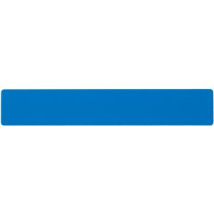 Skinny Blue Tamper Evident Label