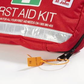 First Aid Kit Seal