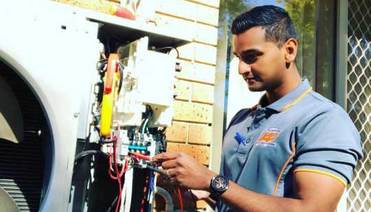 Air Conditioning Technician Moreton Bay