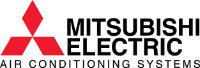 Mitsubishi Electric Air Conditioning Systems Logo