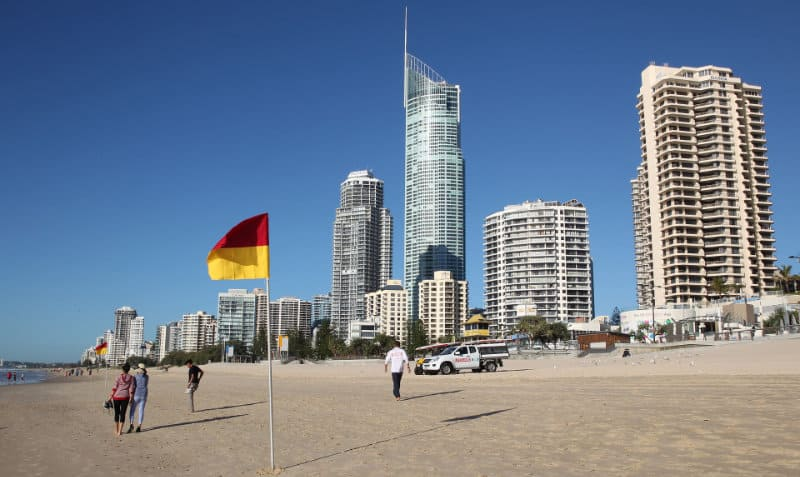 Gold Coast Beach & Skyline
