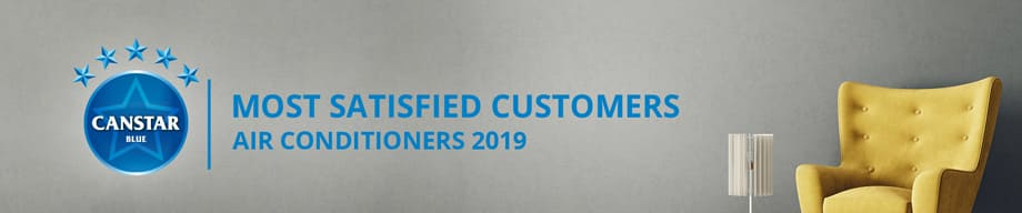 Canstar Blue Most Satisfied Customers Award