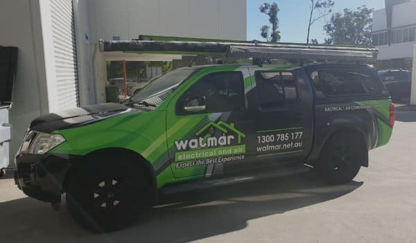 Watmar Air Conditioning Technician Gold Coast Vehicle