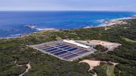 Warnnambool Sewage Treatment Plant
