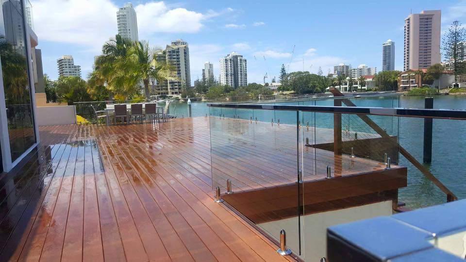 Custom decks Gold Coast