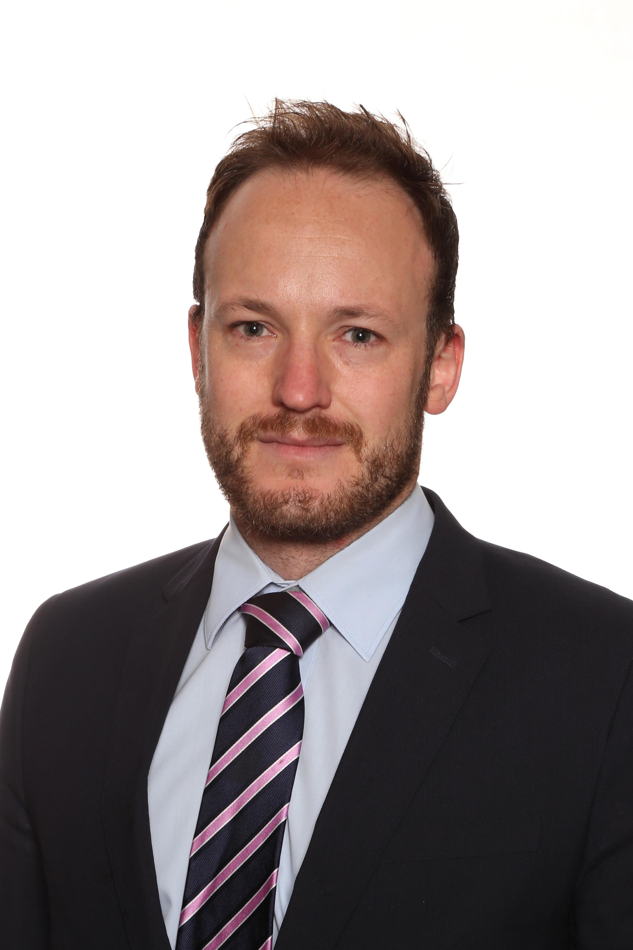 Daniel Bongiorno, BA, LLB (Hons) (Melb), LLM (Dist) (Georgetown)