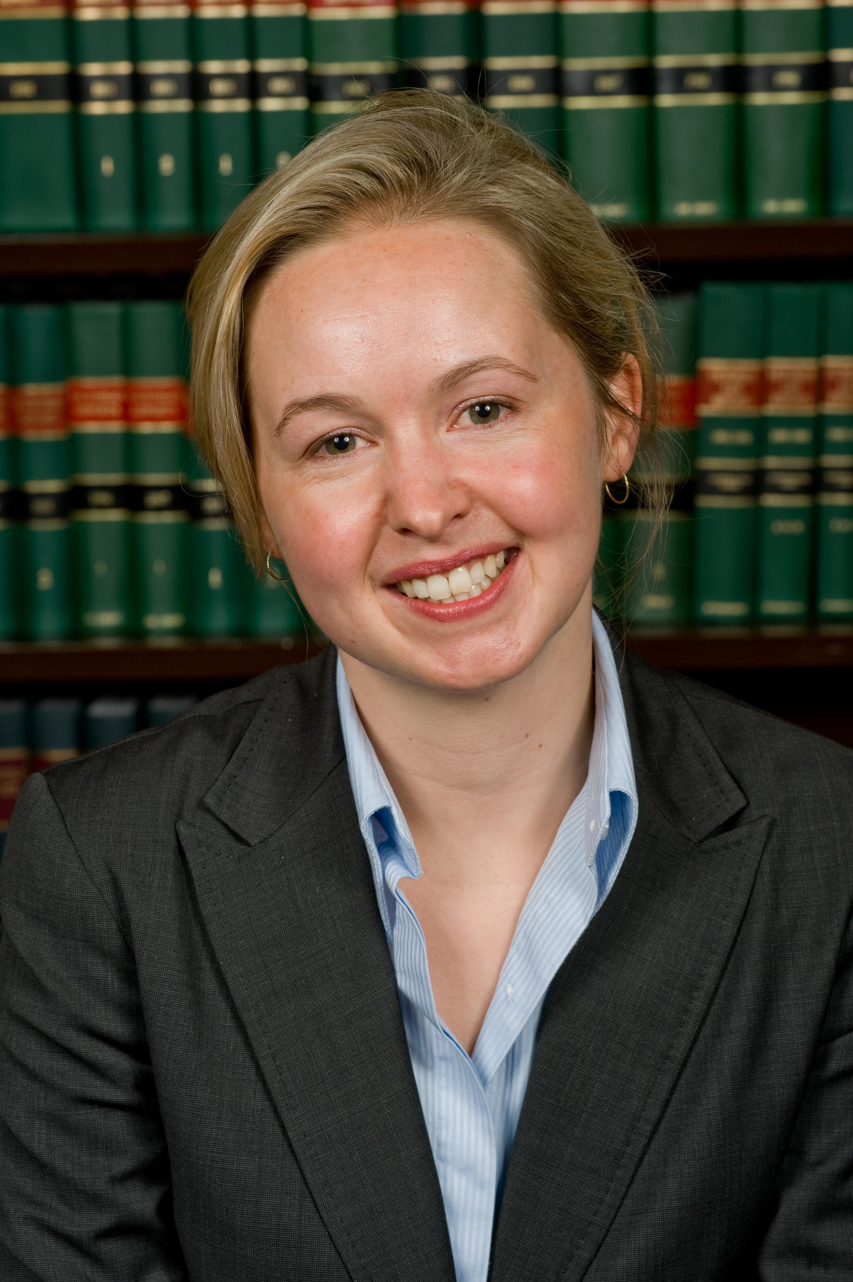 Rebecca Brezzi, BA, JD (Melb), Grad Dip (BusSys) (RMIT)