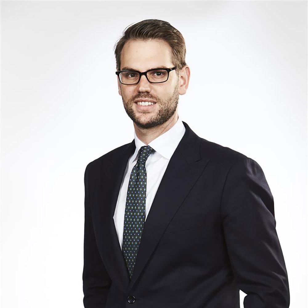 Daniel Briggs, BA LLB (Hons) LLM