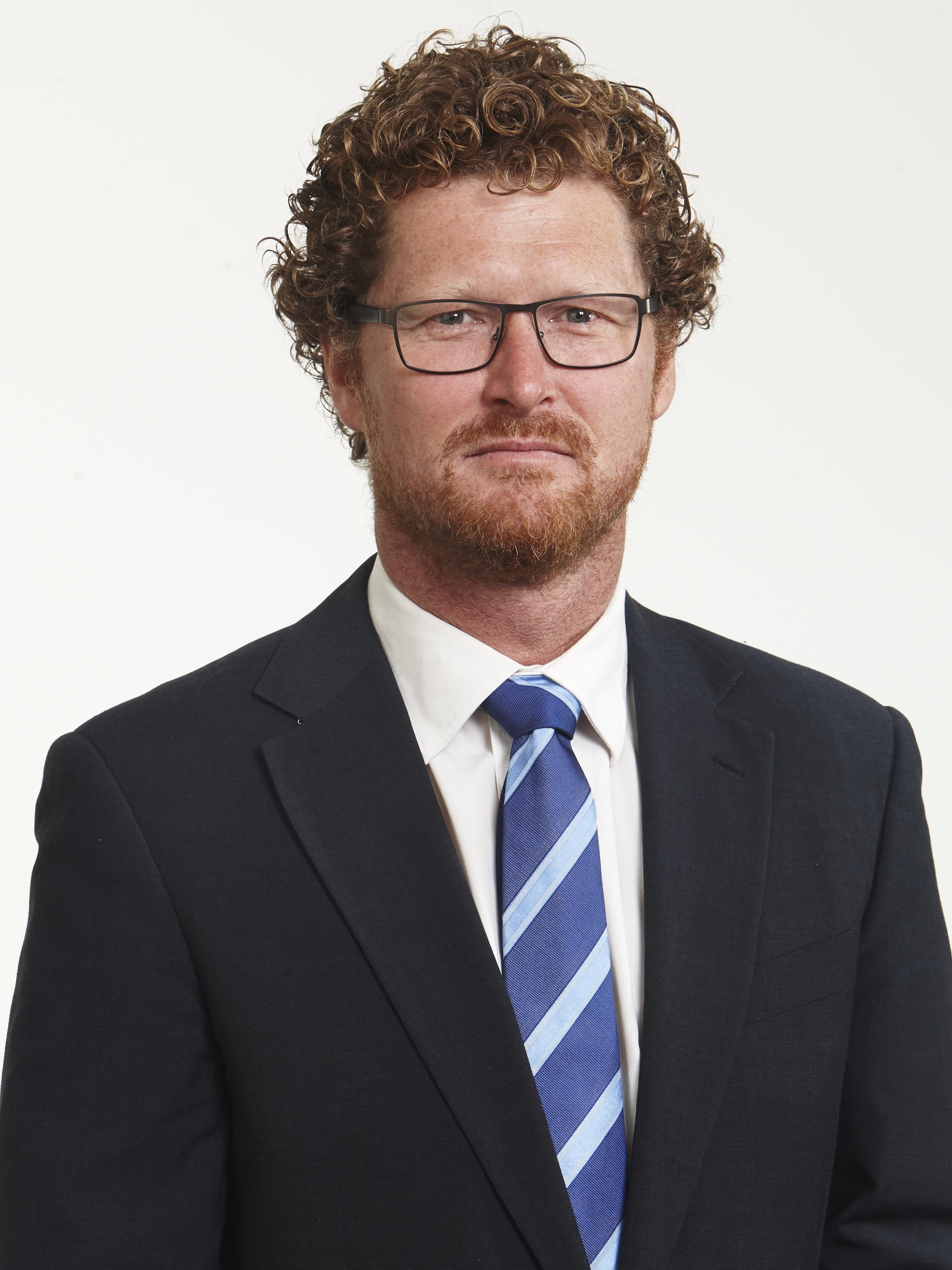 Andrew Dimsey, BA LL.B (Hons) (Monash)
