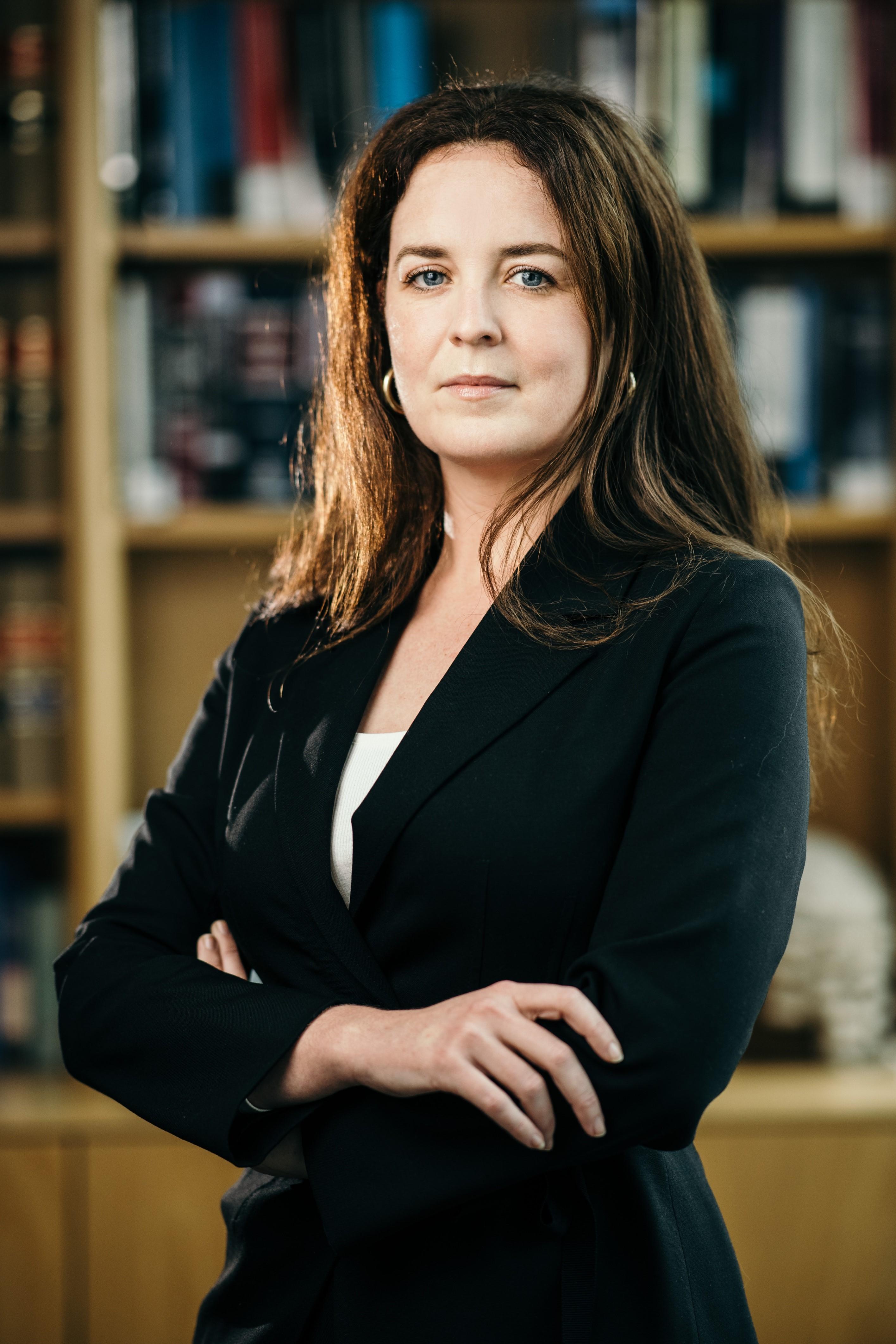 Hannah Douglas, BA (Hons I); MScR (Dist.); JD