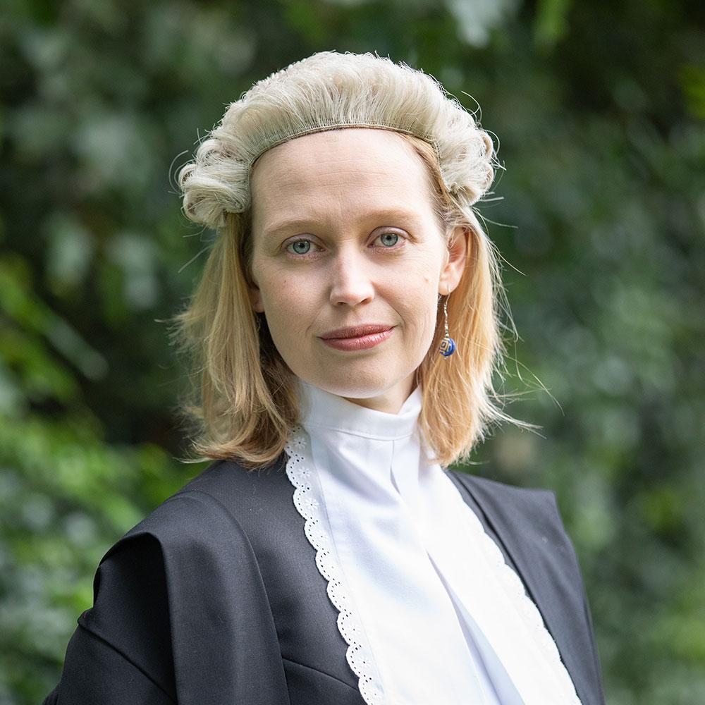 Gemma-Jane Cooper, BA; LLB (Hons)
