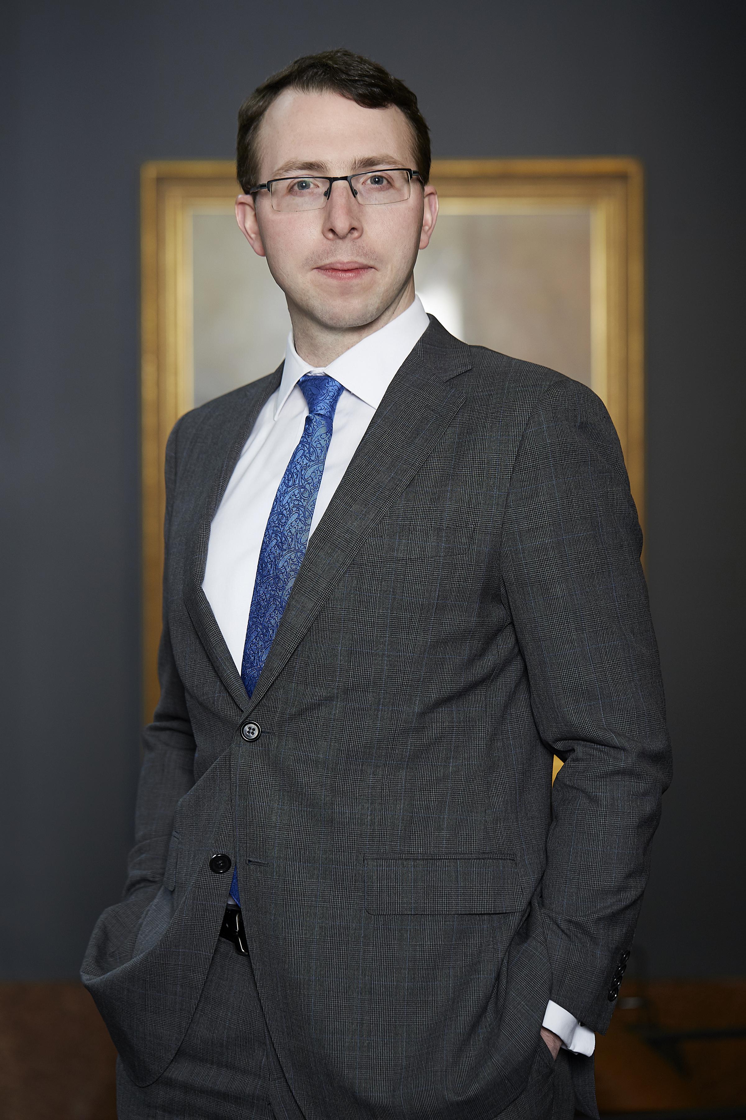 Timothy Gorton, BA, JD (Melb)