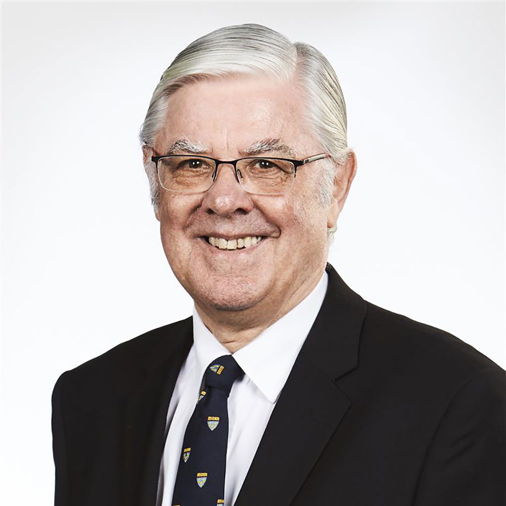 Graham Robertson, LL.B (Melb)