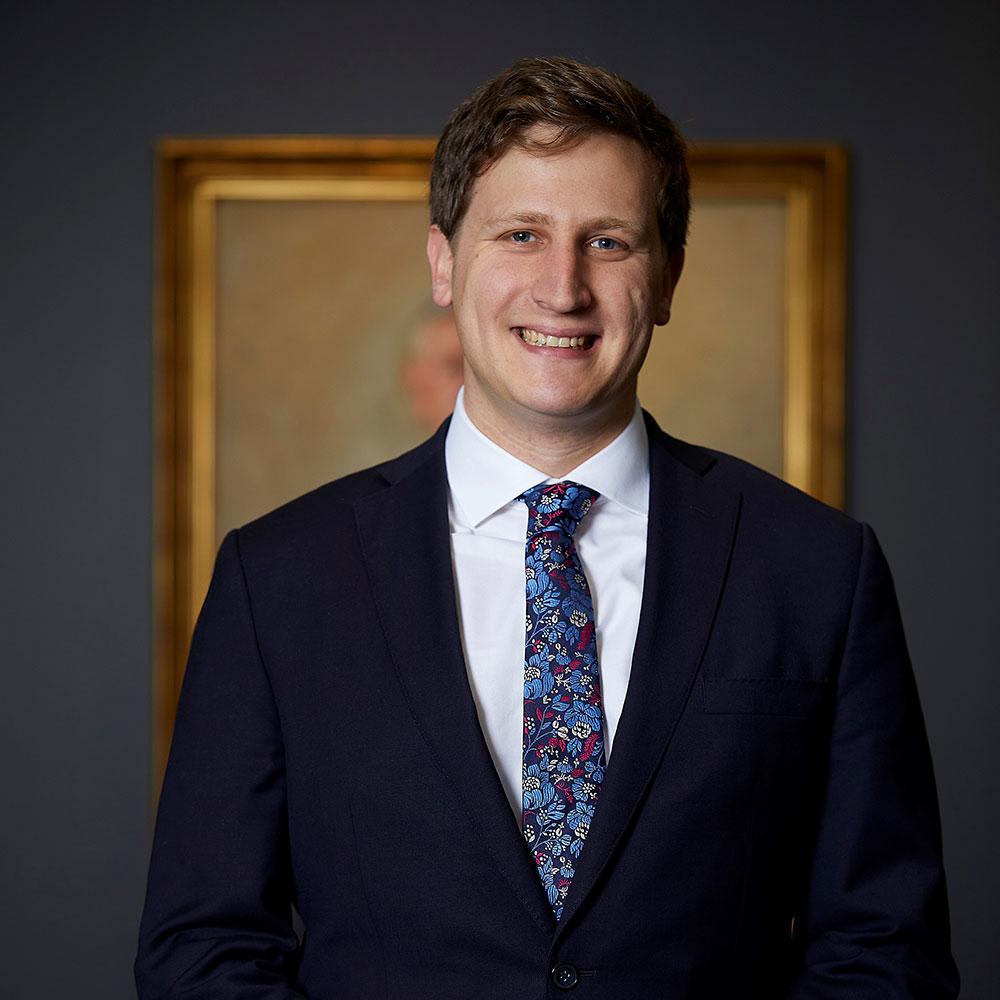 Justin Lipinski, BA / LLB (First Class Honours)
