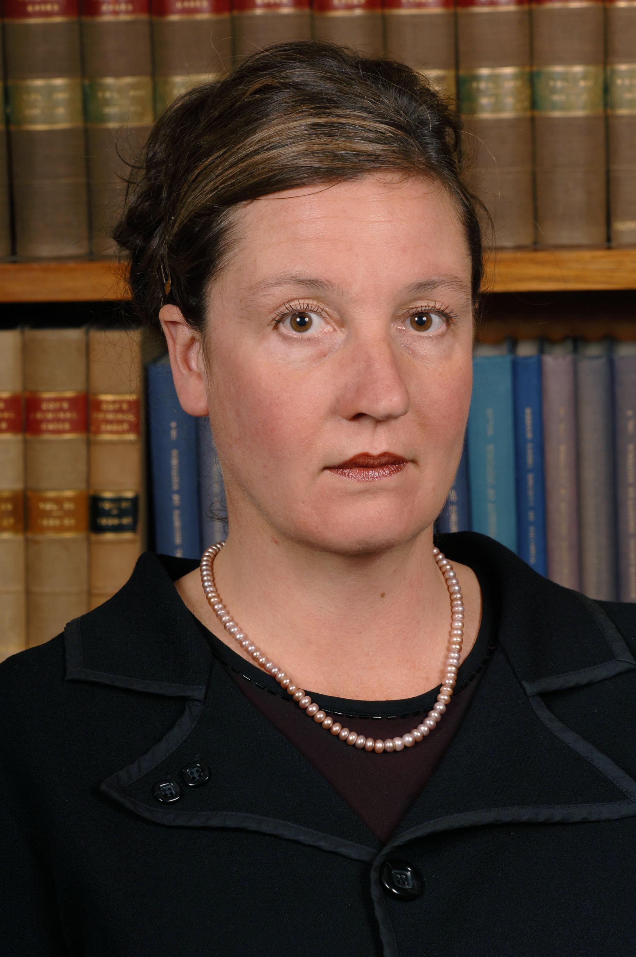 Joanne Lardner,   LL.B, BA