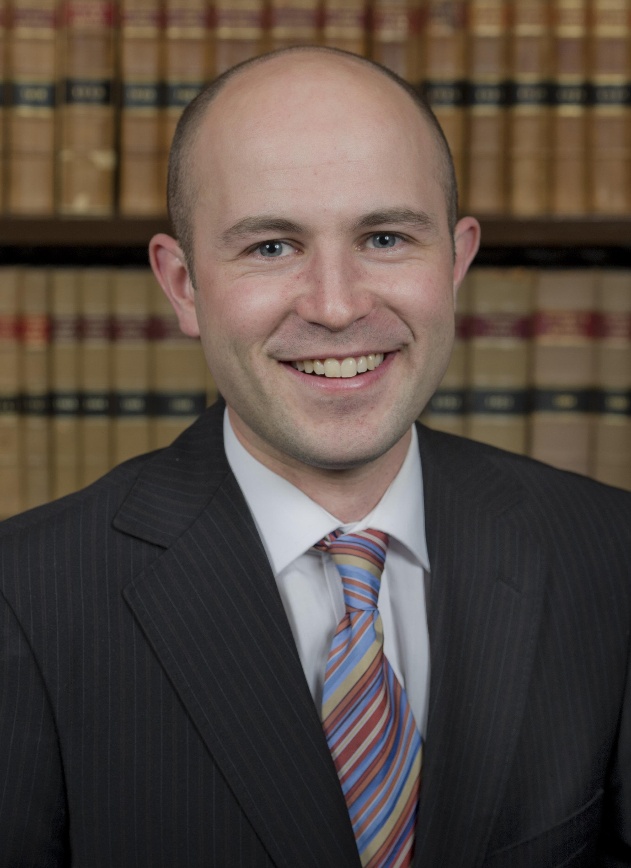 Matthew Albert, BA, LLB (Melb), MSc (Oxon)