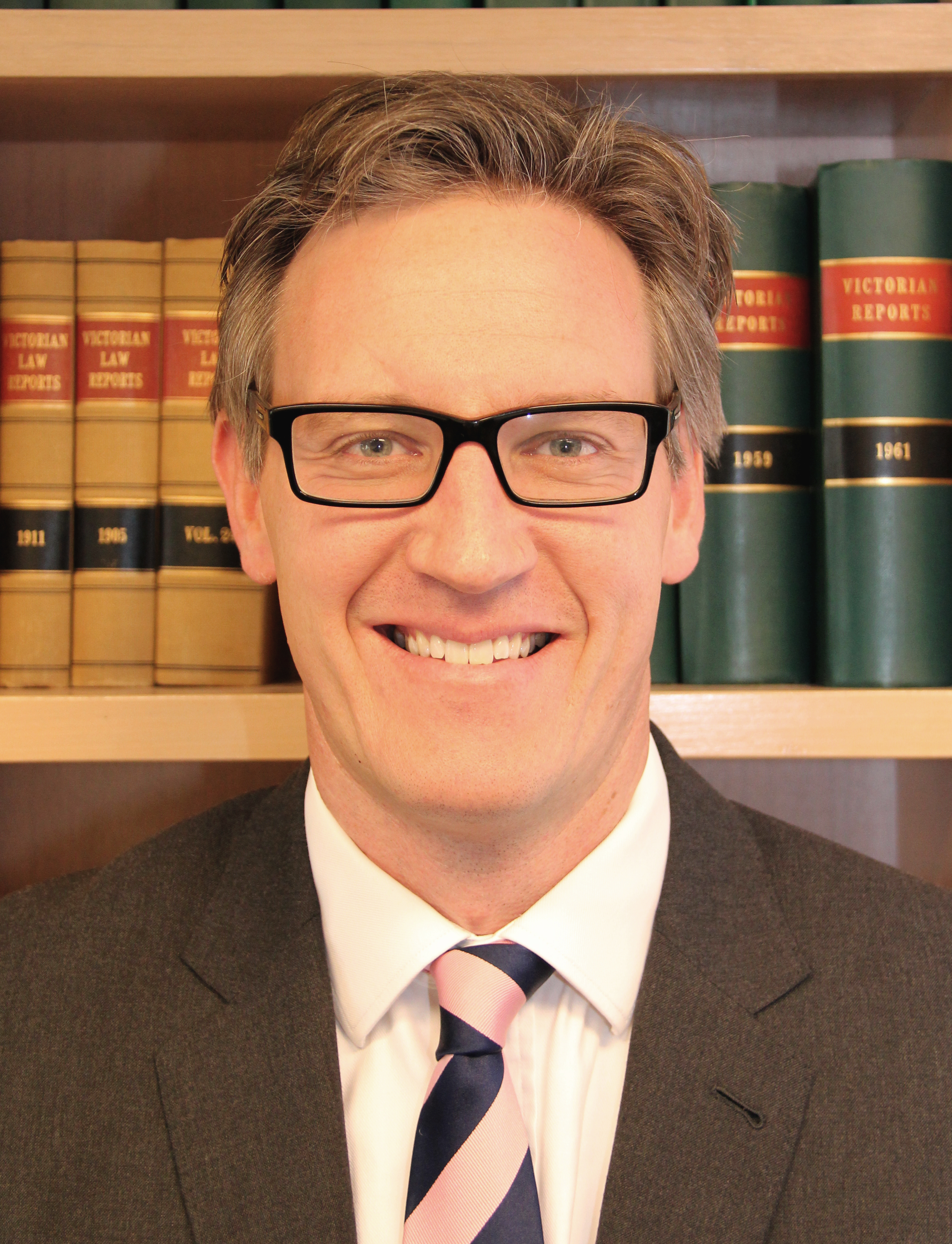 Dugald McWilliams, Dip Law (LPAB), LL.M (Melb)