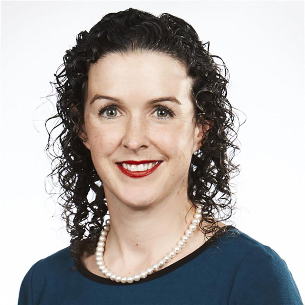 Meg O'Sullivan, LL.B (Hons), BA (Hons)