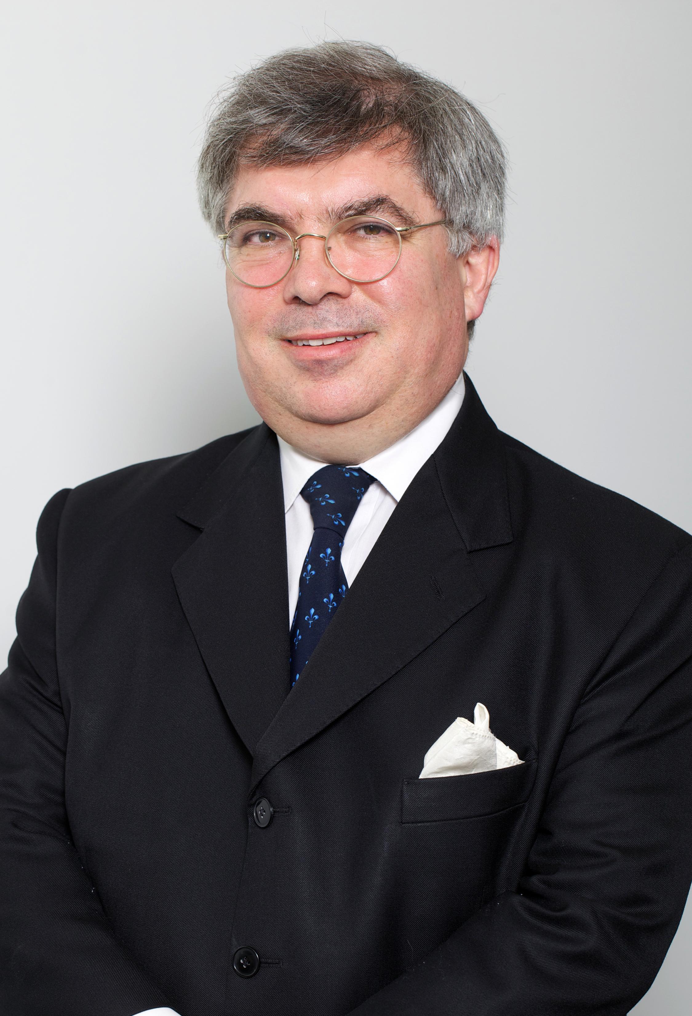 Mark Robins,   LL.B. BA