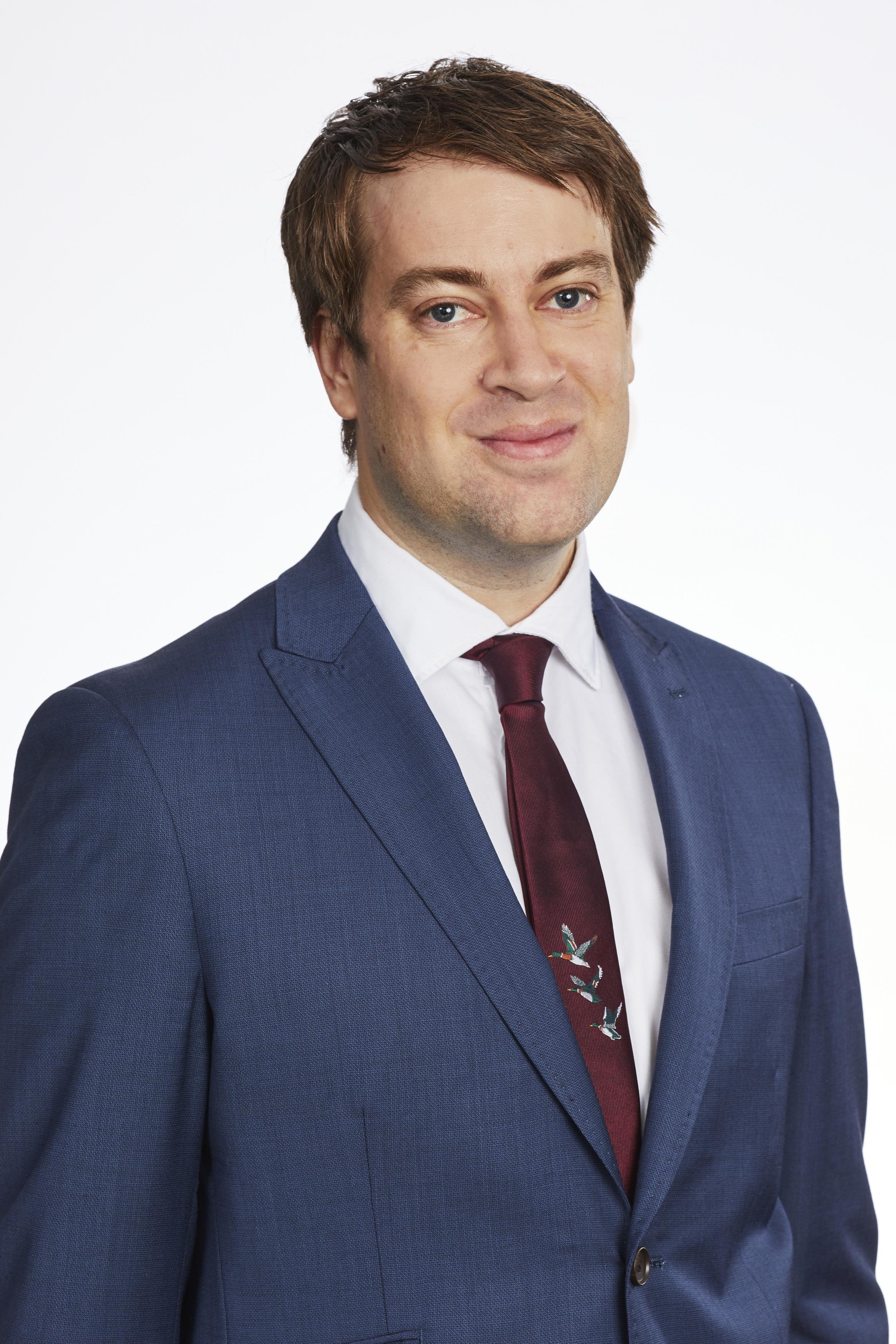 Shane Dawson, LLB/BSc (Melbourne)
