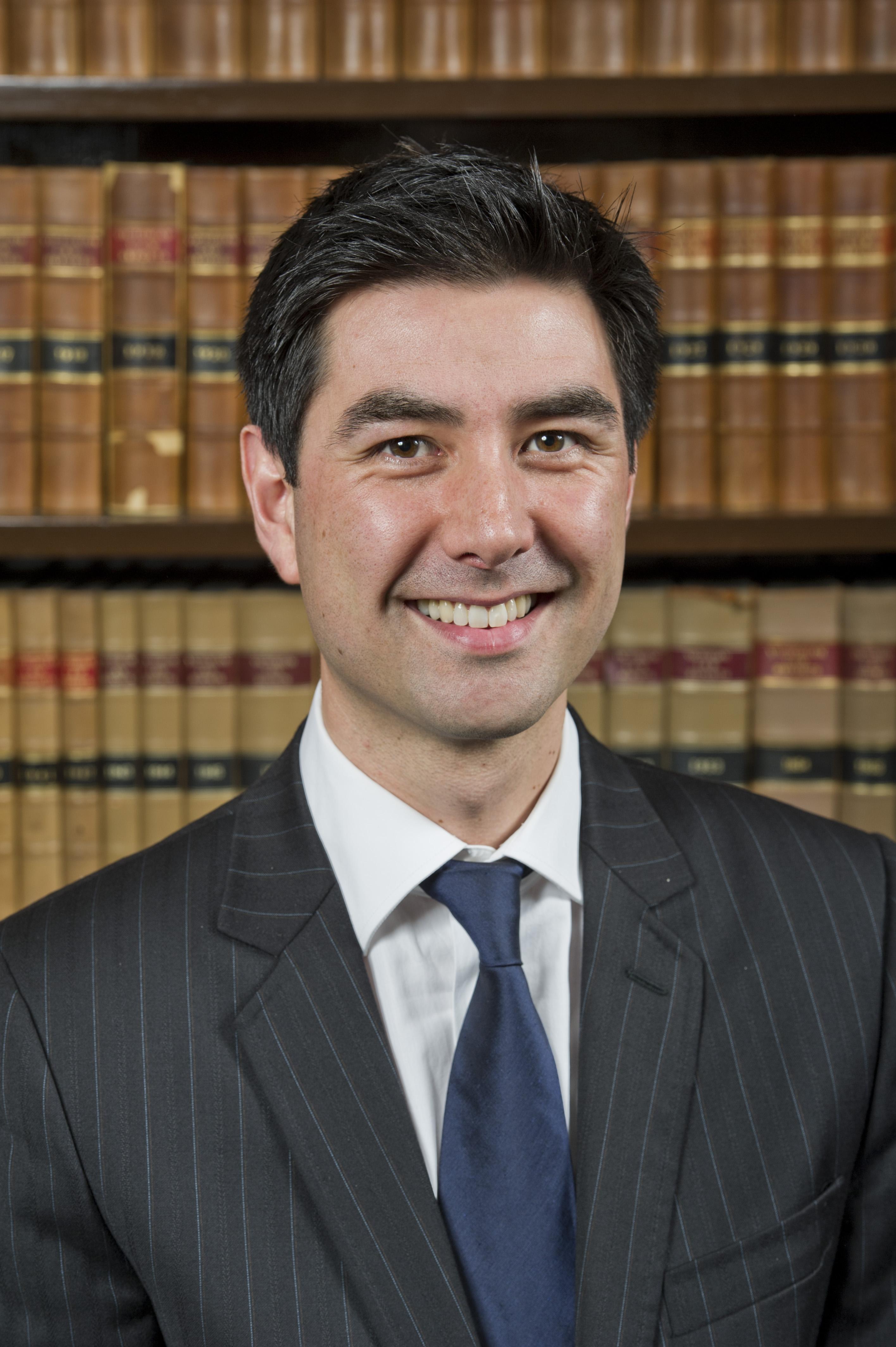 Jonathan Wilkinson, BA LLB JD