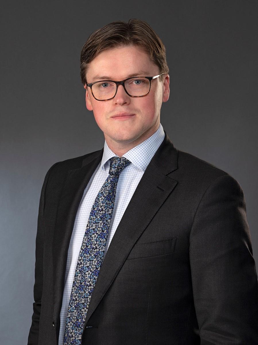 Owen Wolahan, BA, LLB (Hons)