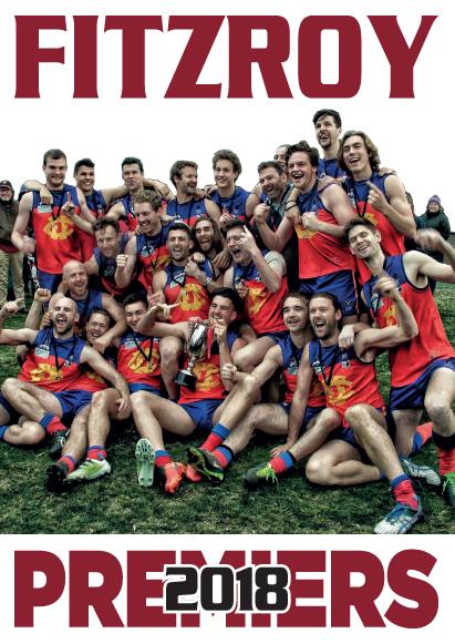 2018 Premiership Poster