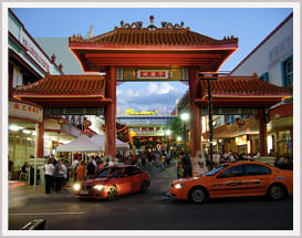 China Town, Fortitude Valley, Brisbane