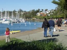 Manly Harbour, Brisbane bayside