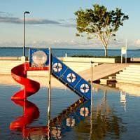 Seawater Wading Pool, Wynnum, Brisbane