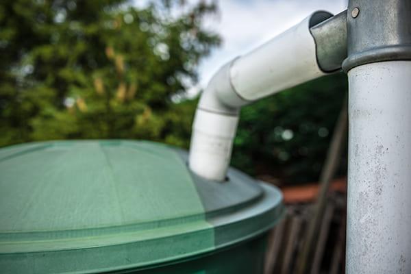 Rainwater Tank Installation