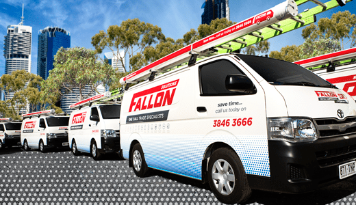 Fallon Solutions Vehicles