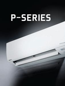 Daikin P Series Air Conditioner