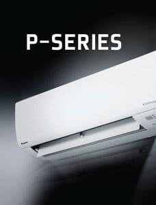Daikin P Series Air Conditioner