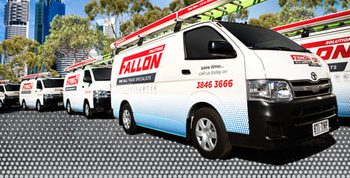 Fallon Solutions - One Call Trade Specialists