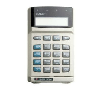 Inner Concept alarm system
