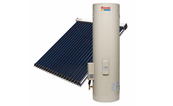 Rinnai Solar Hot Water System