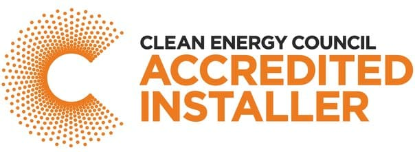 CEC Accredited Installer logo