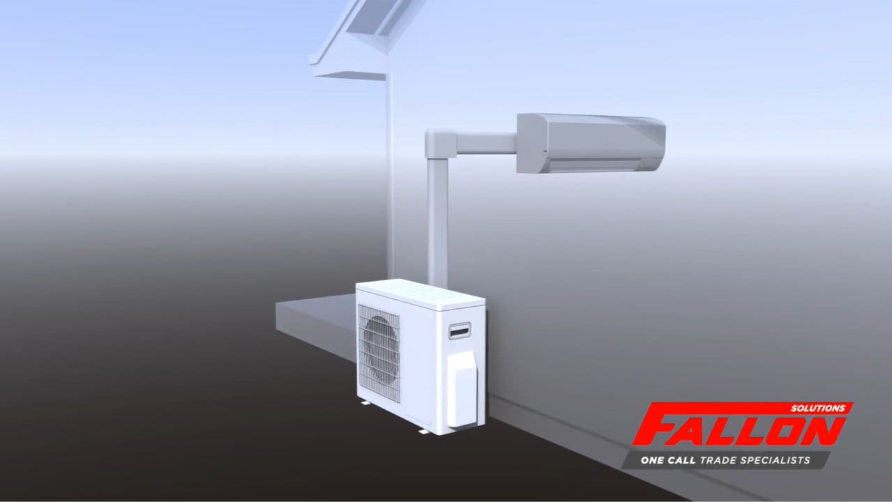 Split System Air Conditioning System