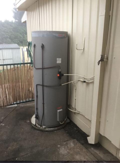 Electric Hot Water System Repair