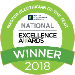 master electrician of year 2018