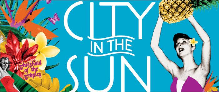 City in the sun