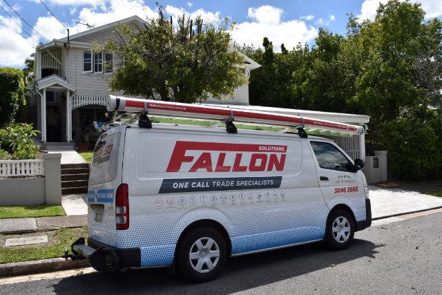 Fallon Solutions Van