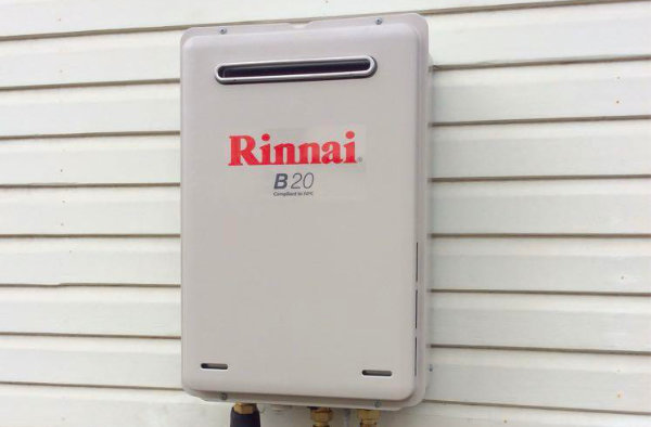 Rinnai Instant Hot Water System | Install, Repair & Service | Fallon Solutions