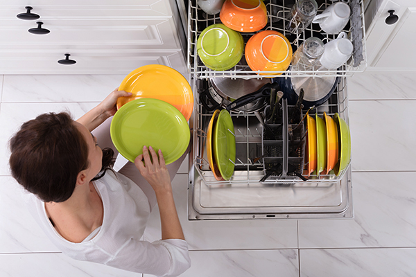 How to keep your dishwasher in top shape