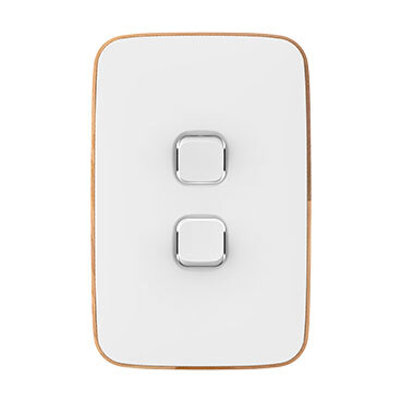 Have you considered upgrading your light switches?